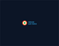 Website Redesign : Indian Air Force