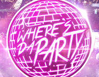 WHERE'S DA PARTY APP