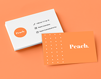 Peach cosmetic