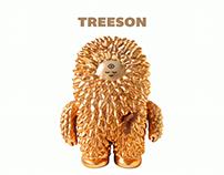 GOLDEN TREESON 2017