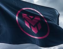 Momeno™ - Dystopian Brand Identity