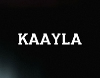 Kaayla - Free Slab Serif Demo Font