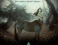 A Centaur's Story - A book cover
