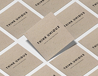 Think Unique | Branding & Packaging