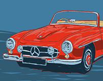 Cars (Sketchs)