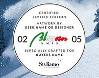 Blossom Ski - Create your own!