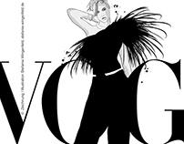 Illustration / Vogue-Style