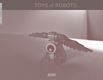 Toys Of Robots - music composition and cover design