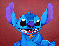 Stitch, The 626 Experiment