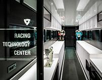 REV'IT! MotoGP Racing Truck