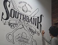 Southbank Barbershop Kemang