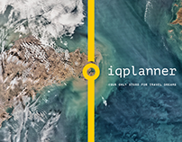 IQPlanner pt.1 — identity, main page, query