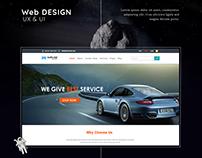 Car Maintenance Web