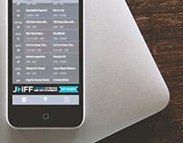 JDIFF Digital Ad Campaign
