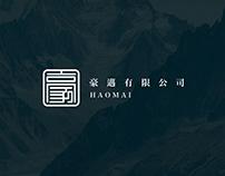 豪邁國際有限公司品牌標幟設計/HAOMAI Company Limitedlogodesign