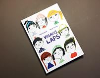 "Creative design for children book ""Viisakas laps"". 2016"