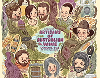 Ben Constantine for Wine Australia