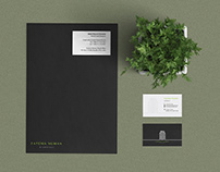Fatem Numan | Corporate Identity