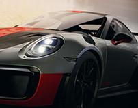 Porsche 911 GT2RS Color Pack