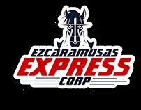 Ezcaramusas Express - Logo Design