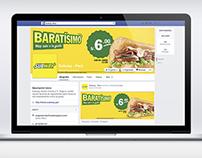 Subway Perú - Fan Page