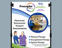 Speech, Occupational, & Physical Therapy Poster