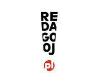 redesign znaku redagooj.pl