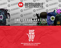 The Little Goblins on Redbubble