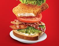 Tout un sandwich !