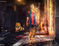 العوده - Messi