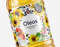 Oleos sunflower oil