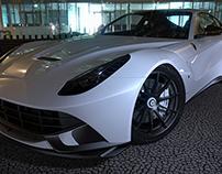 F12 White (3D)