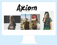 Blurb I Fashion Newsletter and Landing Pages