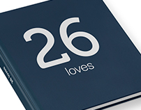 Publication Design - 26loves