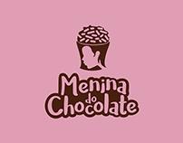 Menina do Chocolate | Identidade Visual