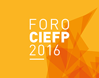 Foro CIEFP 2016