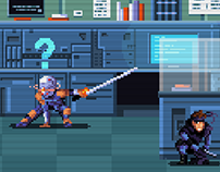 Metal Gear Solid | Pixel Art