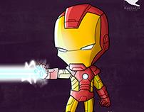Iron man - Chibi Version