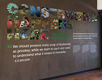 Santa Barbara Botanic Garden /Conservation Center Mural