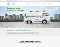 Site Ambiental Wash Lavanderia