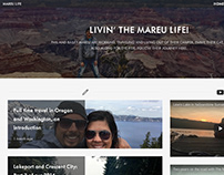 Mareu Life Website
