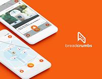 Bread Crumbs App