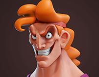 Evil Hercules