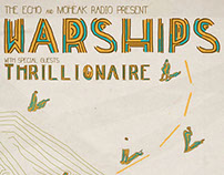 Warships | Tour Admat