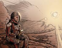 The Martian tributo
