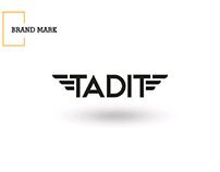Tadit Logo and Identity
