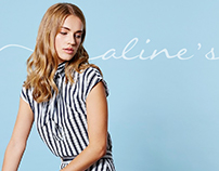 Aline's Logo - Online Store