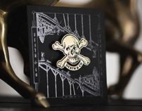 Death & Co. Pin Set