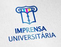 Marca Imprensa Universitária da UFRRJ