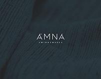 ÄMNA Identity Design